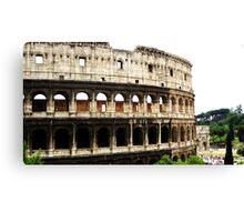 The Colosseum Canvas Print