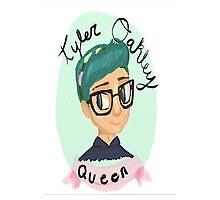 Tyler Oakley Ribbon by justafanartist
