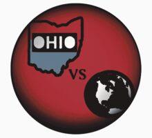 Ohio Versus The World Kids Tee