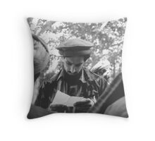 MUJAHED Throw Pillow
