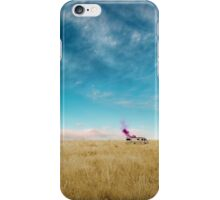 Breaking Bad Desert Wallpaper iPhone Case/Skin