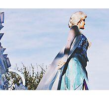 Queen Elsa From Disney's Frozen  Photographic Print