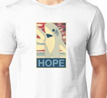 Hope - Left Shark for President - Superbowl Halftime Shark 2015 Unisex T-Shirt