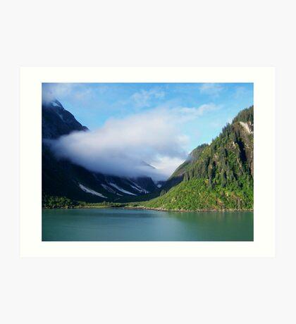 Heaven on Earth - Alaska Art Print