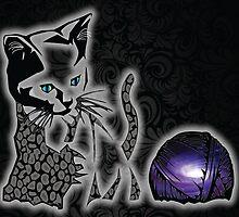 Kitschy Kitty by MindlessMaddy