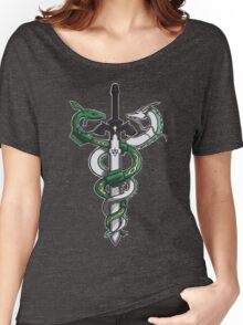 Dragon Sword Women's Relaxed Fit T-Shirt