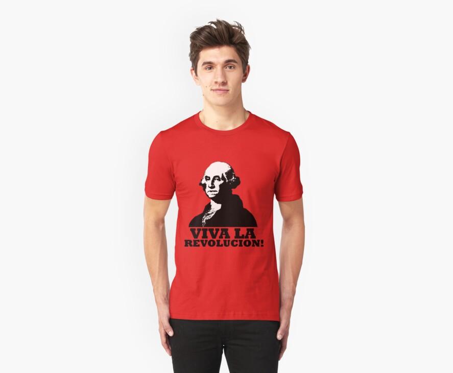 Viva La American Revolucion! by Kyle Schwab