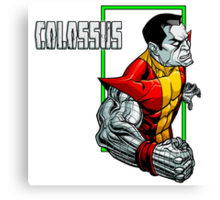 Colossus Canvas Print