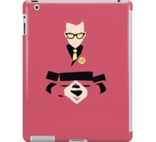 Quentin Quire (Larger Scale) iPad Case/Skin