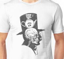 A gentlemen's X-ray Unisex T-Shirt
