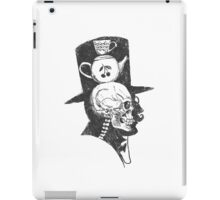 A gentlemen's X-ray iPad Case/Skin