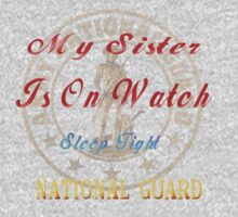 National Guard_My Sister by Lotacats