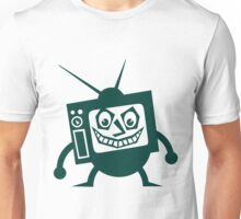 Angry TV Unisex T-Shirt