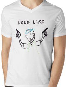 The Doug Life Mens V-Neck T-Shirt