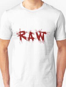 Red Raw Unisex T-Shirt