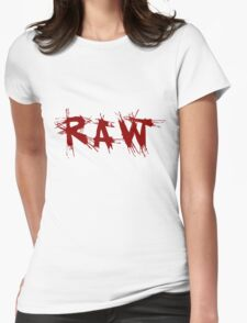 Red Raw T-Shirt