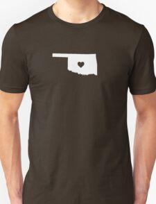 Oklahoma Heart Unisex T-Shirt