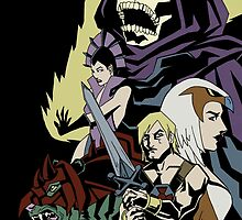 Masters of the Universe by Stephanie McCrea