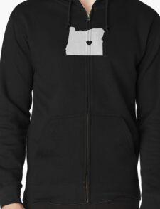 Oregon Heart T-Shirt