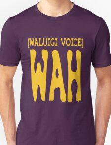 Waluigi Voice Shirt T-Shirt