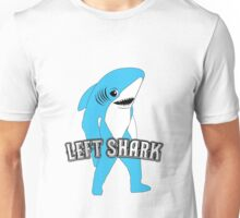 Left Shark  - Super Bowl Halftime Shark 2015 Unisex T-Shirt