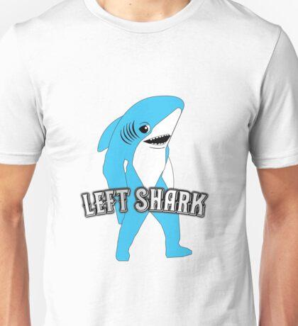 Left Shark  - Super Bowl Halftime Shark 2015 Unisex T-Shirt