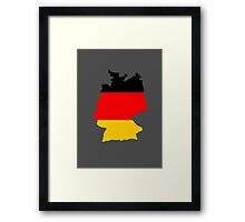Germany Framed Print