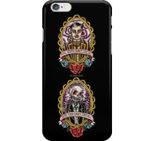"""Real Gents Don't Catcall"" ""Dead Men Can't Catcall"" iPhone Case/Skin"