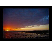 Thursday Morning sunrise Photographic Print