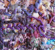 Purple I by Christine Jones
