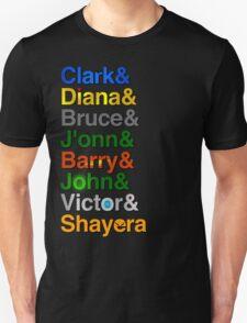 Just Us Names T-Shirt