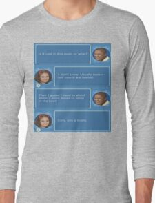 Cory in the House nintendo DS Long Sleeve T-Shirt