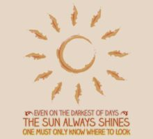 The Sun Always Shines by Aeleina