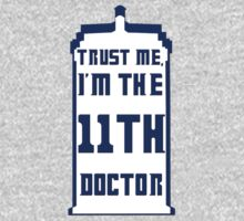 Trust me, I'm the 11th Doctor Kids Clothes