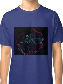 Glowing Dianthus Classic T-Shirt