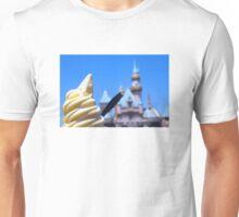 Dole Whip Castle Unisex T-Shirt