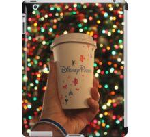 Coffee, Christmas, and Disney Magic. iPad Case/Skin