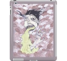 Look at her finger go! iPad Case/Skin