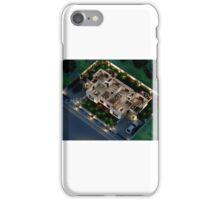 3D Floor Plan Design  iPhone Case/Skin