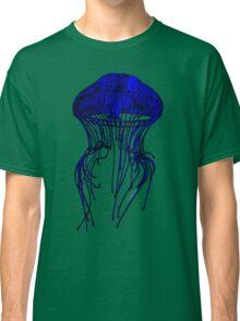 JELLYFISH - BLUE Classic T-Shirt