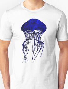 JELLYFISH - BLUE T-Shirt