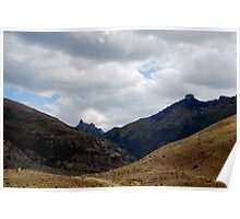 Lamoille Canyon Poster