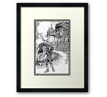 Sileasean 149 Framed Print