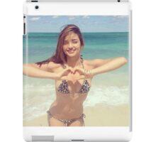 Kerr Heart iPad Case/Skin
