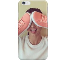 Kerr Shoes iPhone Case/Skin