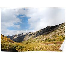 Lamoille Canyon, Nevada Poster