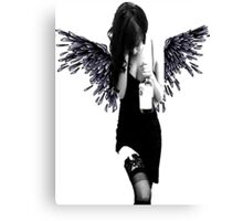Angel Art Canvas Print