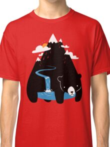 The Mountain Bear Classic T-Shirt