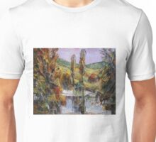 A Puff of Autumn II Unisex T-Shirt