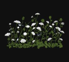 Queen Anne Lace Baby Tee